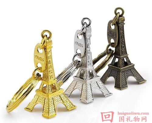 铁塔钥匙圈