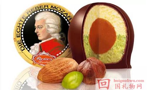 Mozart Kugel巧克力